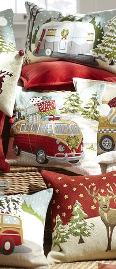 Christmas Pillow Cov