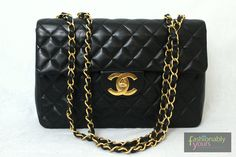 Image detail for -... ON SALE NOW: 100% Authentic CHANEL Jumbo Maxi XL Flap Bag!!!- SOLD