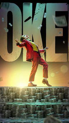 Joker Money iPhone Wallpaper - iPhone Wallpapers