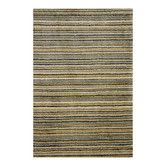 Found it at AllModern - Tufted Brindle Mountain Stripe Area Rug  This rug might be the perfect rug.  It has all the right colors and a quiet pattern.