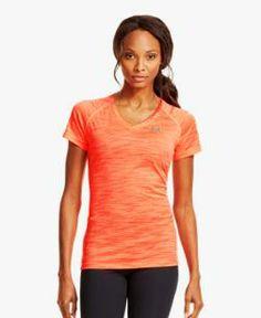 Women's UA Tech™ Space Dye T-Shirt
