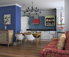 Квартира-студия 47 м2 в ЖК Богородский