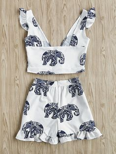 Pin by rayen ranou on short and elegant женская мода, халат, одежда Summer Outfits For Teens, Spring Outfits, Cute Girl Outfits, Pretty Outfits, Boho Fashion, Fashion Outfits, Two Piece Outfit, Look Chic, Casual Dresses