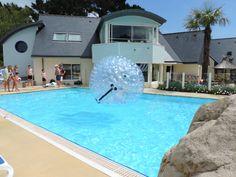 Animations et activités - Camping 4 étoiles bretagne sud, finistère avec piscine couverte