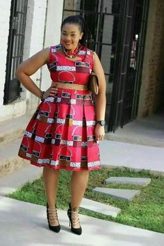 Ankara Xclusive: Short African Dresses 2018 : Recent African Dresses Collection