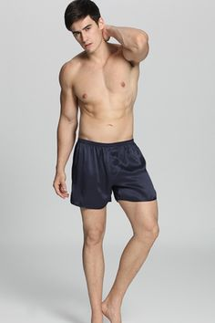 Men's Majestic International 'Patrician' Silk Boxers | Nordstrom ...