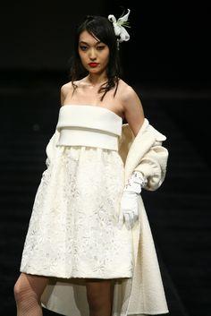 Outfit Michele Miglionico Haute Couture