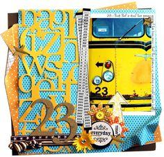 Thanks KI! NSD Prize - Little Yellow Bus by Imanisasa @2peasinabucket