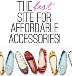 Style blogger shares her best-kept secret in online shopping for shoes, handbags, and jewelry! Never heard of this store before, but after looking around I have to say I'm a little obsessed! Must-pin for any girls out there that love looking high-end on a budget!
