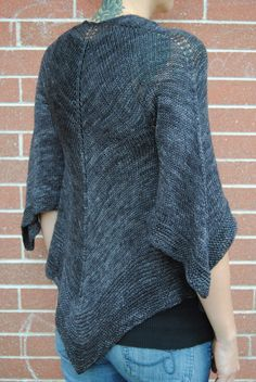 LENORE cardigan PDF Pattern by NorthboundKnitting on Etsy