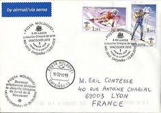 """Nouveaux timbres """"Vancouver 2010"""" ! - Paperblog"""