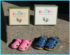 KidOFit Children's Shoes ~ Heading To Disney In Style & Comfort