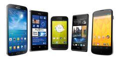 Smartphones im Juni: Nokia Lumia 925, HTC Desire 600 und mehr ... Discover more amazing and affortable Android Phones @ http://chinavasion.inspectd.com/