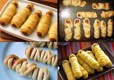 Creative DIY Halloween Food Ideas