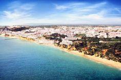 Albufeira, The Algarve, Portugal