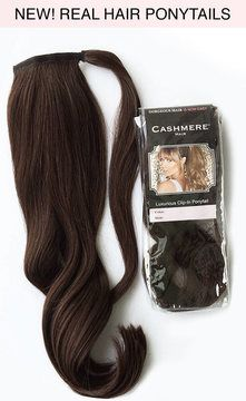 Shop for the best clip-in hair extensions by Cashmere Hair. Cashmere Hair uses top grade quality human hair for all hair extensions. Cashmere Hair, Clip In Ponytail, Long Ponytails, Ponytail Extension, Best Clips, Hair Extensions Best, Light Hair, Great Hair, Ponytail Hairstyles