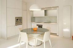 White Apartment decorating ideas