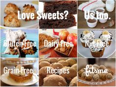 LOVE this Food Allergy friendly Meal planning recipe site!  Awesome!