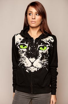 Cat Eyes Drop Dead Clothing.