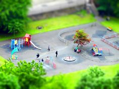 Playground (with a twist) by Fulla T, via Flickr
