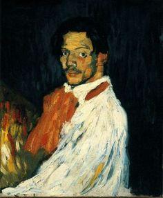 autoportrait Picasso