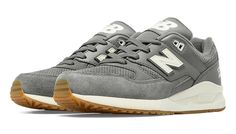 Overall savings of more than off retail are available for the  Grey  New  Balance 530 Running Solids