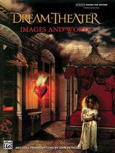 Dream Theater: Images & Words: Personality Book
