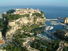 Oh Monte Carlo, Yes Please!  Such a beautiful sight, the cliffs and scenic landscape.