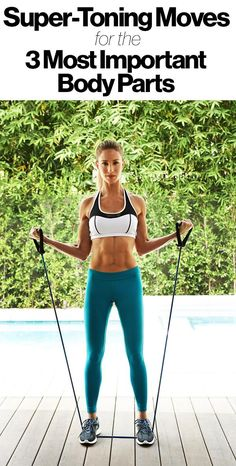 14 exercises that promise all-over toning