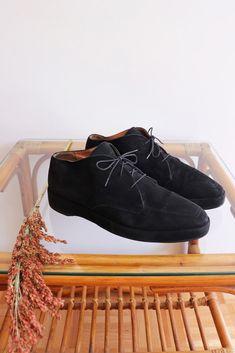 Tavistock, Joan David, Oxford Platform, Oxford Shoes, Oxfords, Derby, Dress Shoes, Lace Up, Vintage