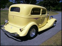 1934 Ford Sedan Street Rod 350/355 HP