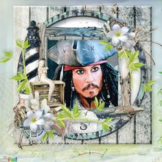 Captain Jack. Get this frame at www.imikimi.com
