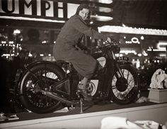 Forget the bikini-clad model showcasing rides because women most definitely love motorcycles! As long as bikes have been around so have the ...