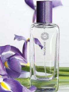 Hermessence Iris Ukiyoe -joins the collection in the beginning of November 2010. Its perfumer is Jean Claude Ellena, who has also created other eight fragrances of this collection. He envisaged this perfume to be created around the central ingredient – purple iris flower. This floral bouquet is full of nuances and paradoxes, created or rose, orange blossom and mandarin.
