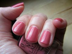 "MARZIPANY: [Lacke in Farbe... und bunt!] OPI My Address Is ""Hollywood"""