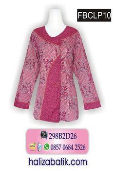 Model blus batik terbaru. Blus batik bahan katun, proses pembatikan cap. Model krah oblong dengan kombinasi bisban. Untuk remaja OKE untuk dewasa OKE. Ready pilihan warna, more info? Contact via WA 085706842526