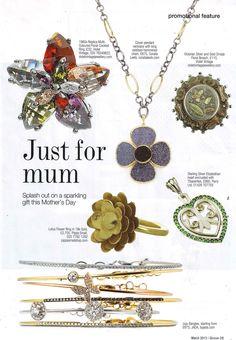 Coralia Leets in Grove Magazine March 2013