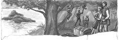 """Йоханн Давид Висс """"Швейцарский Робинзон"""" (книга) [Читать Онлайн/Скачать] http://odinnaostrove.com"""