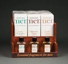 Men's Cologne. Comes in three fragrances: Tonka Vetiver, Cedar Lavender and Olibanum Citrus.
