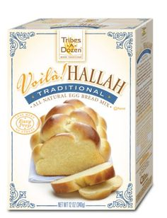 Voil Hallah Traditional Egg Bread Mix 12 oz *** Learn more by visiting the image link.(This is an Amazon affiliate link and I receive a commission for the sales)