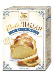 Voil Hallah Traditional Egg Bread Mix 12 oz *** Visit the image link more details.