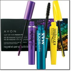 #AVON | Welcome to AVON - the official site of AVON Products, Inc. Great Deals on EVERY ITEM !!!!  Visit My website for details www.moderndomainsales.com | #AVON mascaras