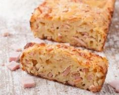 Diet Cake with Ham and Yoghurt Recipe Ham Loaf, Diet Cake, Good Food, Yummy Food, Cooking Recipes, Healthy Recipes, Yogurt Recipes, Light Recipes, Quiche