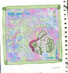 your self many colors 4-12-14