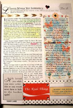 Lots of Bible Journaling ideas and link to helps. Even a PDF linked infographic for newbies.