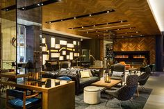 Image result for cambria hotel lobby chicago