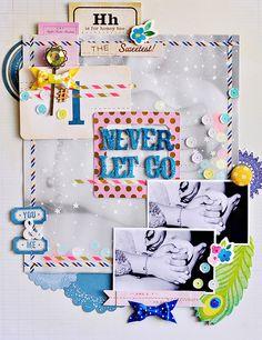 never let go by ~Sasha, via Flickr