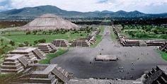 """#Teotihuacan la """"ciudad de los dioses"""" #zonasarqueologicas"""