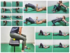 15 Moves To Improve Your Hip Mobility. Whether you want to prevent low back or hip pain, move better OR correct Anterior Pelvic Tilt, these moves are important to include! Hip Mobility Exercises, Hip Strengthening Exercises, Crossfit Exercises, Body Exercises, Stretching Exercises, Hip Flexor Pain, Hip Pain, Tight Hip Flexors, Psoas Muscle