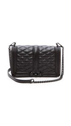 976d07c4a4d Rebecca Minkoff Love Cross Body Bag Quilted Handbags, Fall Handbags, Chanel  Handbags, Cheap